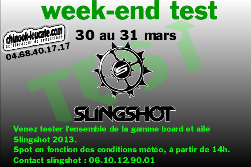 slingshot test