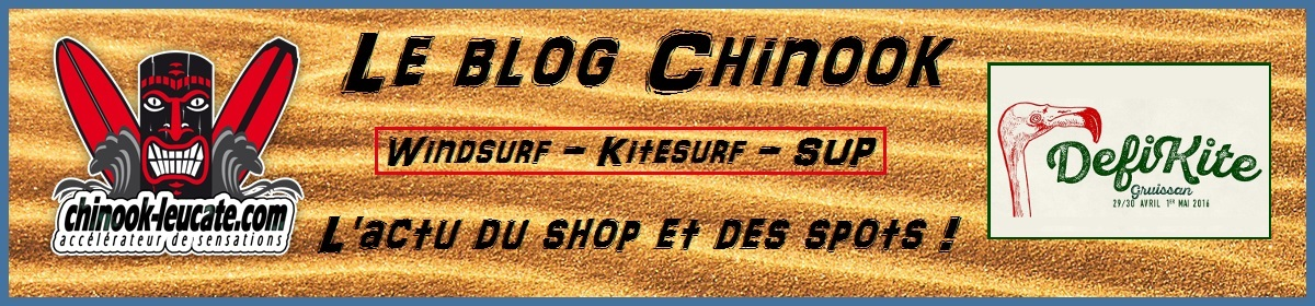Le blog Chinook Leucate