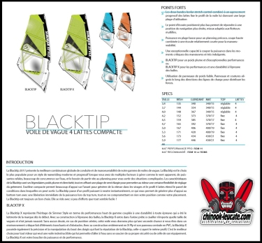 blacktip spec