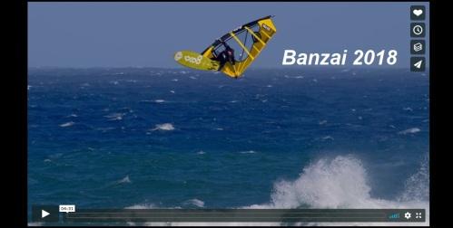 vidéo banzai