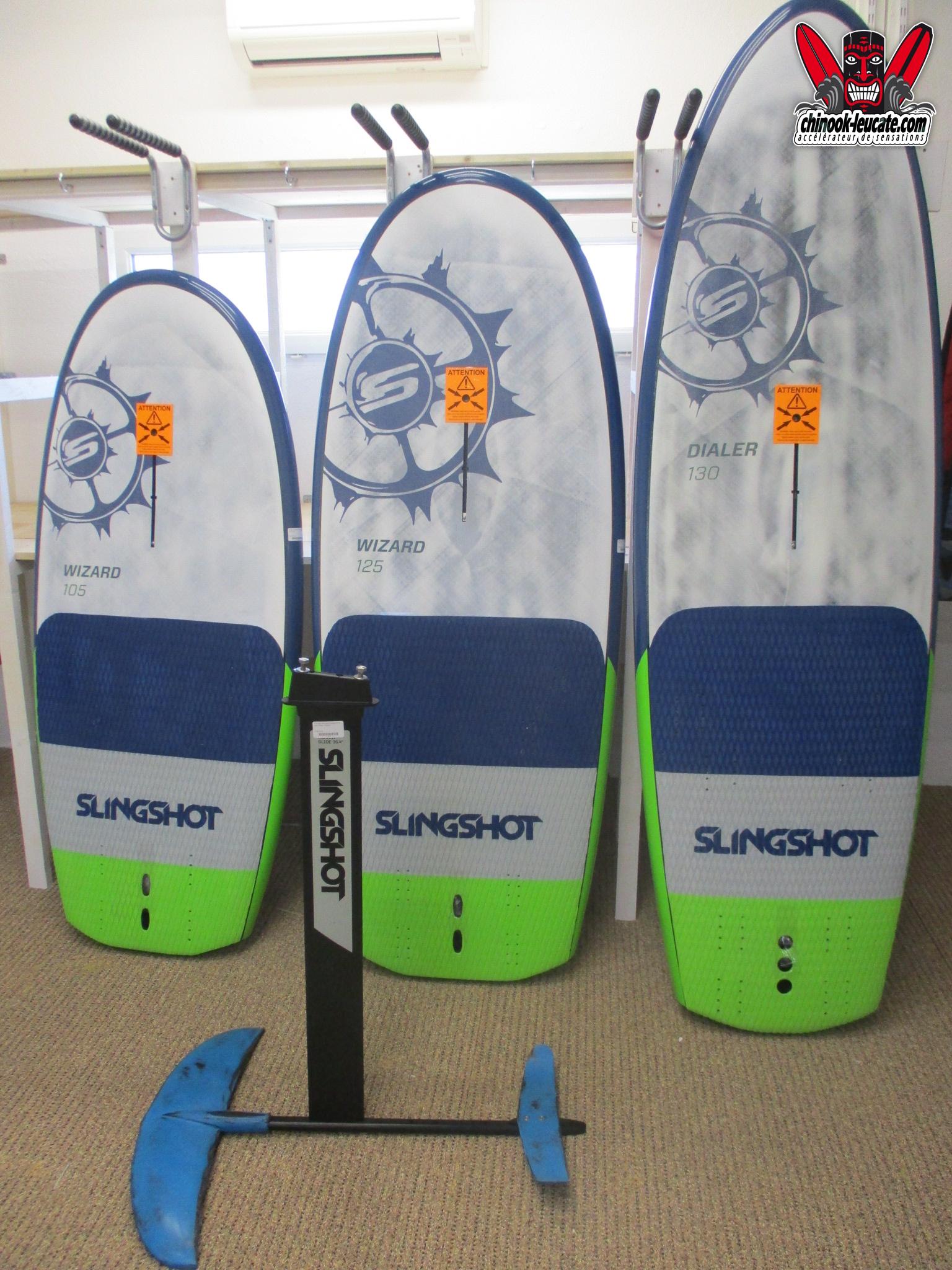 Les Slingshot Windsurf foil 2018 sont là! – Le blog Chinook