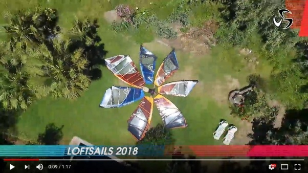 loft sails 2018
