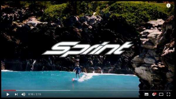 vidéo sprint