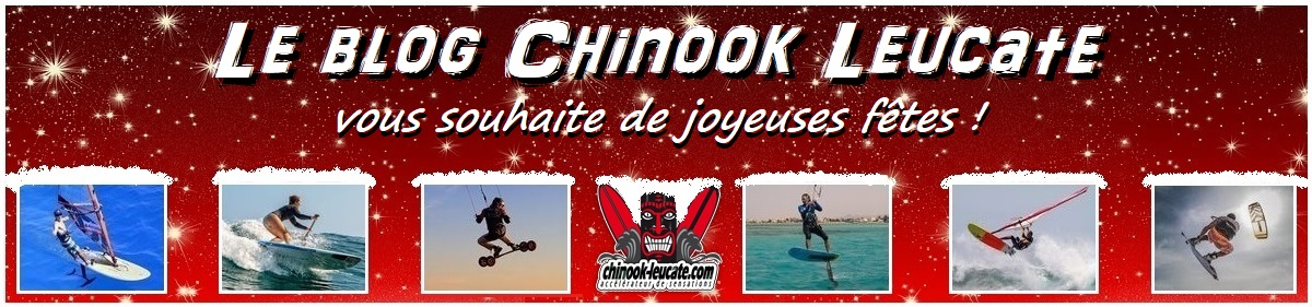 Le blog Chinook Leucate