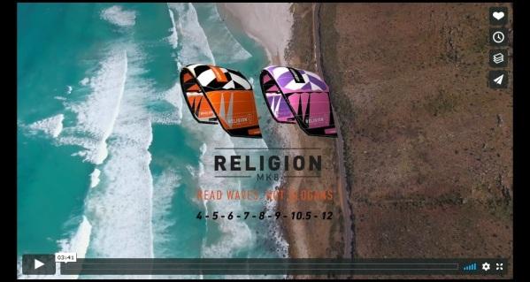 vidéo religion